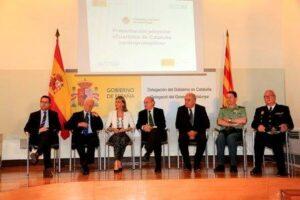 La Hermandad, junto a la Asociación España Salud, impulsan la cardioprotección de las instalaciones de Guardia Civil y Policia Nacional en Cataluña