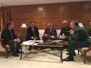 Cardioprotección de los cuarteles de Guardia Civil en Valencia