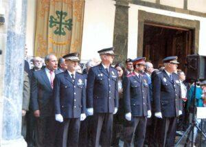 Actos del día de la Inspección General del Ejército