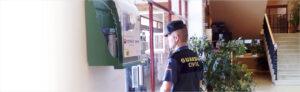 Un desfibrilador patrocinado por nuestra Hermandad, salva la vida a un ciudadano en Torrevieja