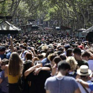 Condena de los atentados en Barcelona y Cambrils