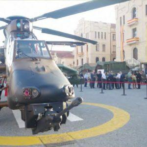Dia dela Fuerzas Armadas los días 25, 26 y 27 de mayo, en el Cuartel de El Bruch