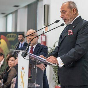El fiscal Superior de Cataluña, Francisco Bañeres, y el periodista Ángel Expósito, entre las personalidades distinguidas por la HAGC