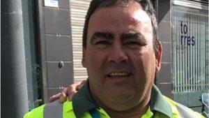 La HAGC transmite sus más sentidas condolencias a la Guardia Civil y a la familia del agente fallecido en Andalucía en acto de servicio