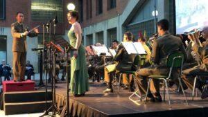 La Hermandad participa en la organización del concierto por el 175 aniversario de la fundación de la Guardia Civil