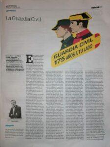 «La Guardia Civil»