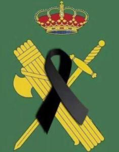 En recuerdo de los guardias civiles fallecidos por COVID-19 durante los meses más duros de la emergencia sanitaria