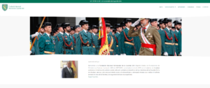 La Fundación renueva su web institucional para arropar a la Guardia Civil a través de la labor divulgativa