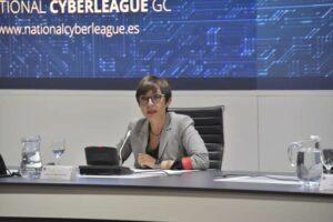 """María Gámez: """"La ciberseguridad es clave no solo en la estrategia de nuestro Gobierno, sino en toda la Unión Europea y la comunidad internacional"""""""