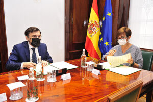 La Guardia Civil y Fundación ONCE firman un protocolo de actuación para mejorar la plena inclusión de las personas con discapacidad