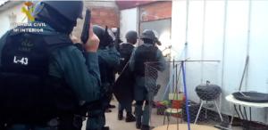 La Guardia Civil desmantela una importante organización criminal dedicada a favorecer la inmigración irregular entre Argelia y España