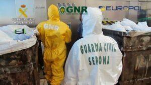 Covid-19: Investigadas 20 personas por gestión irregular de residuos biosanitarios infecciosos almacenados en la calle