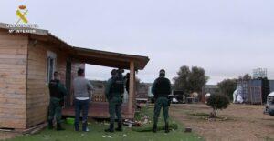Desarticulado un peligroso grupo criminal especializado en delitos graves contra el patrimonio mediante secuestros y torturas