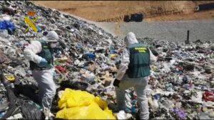La Guardia Civil ha investigado más de 3.900 delitos contra el medio ambiente durante el año 2020