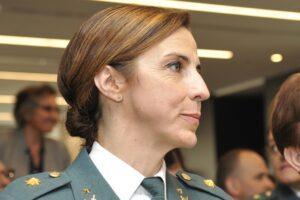 La teniente coronel Silvia Gil será la primera mujer en hacerse cargo de una Comandancia de la Guardia Civil
