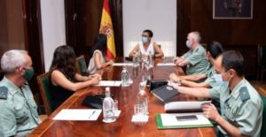 La Guardia Civil y la Asociación A21 firman un protocolo operativo de actuación para reforzar la lucha contra la trata de seres humanos