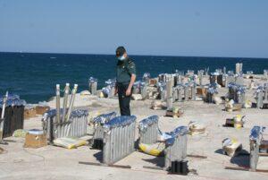 La Intervención de Armas y Explosivos de la Guardia Civil, integrada en la actualidad por 1.800 efectivos, cumple 35 años