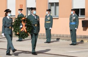La FNHGCfelicita a la Guardia Civil con motivo de la Patrona: una jornada celebrada a puerta cerrada, pero a corazón abierto