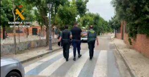 La Guardia Civil desarticula un peligroso grupo delictivo que robaba en Toledo y Madrid haciéndose pasar por policías