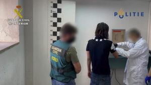 La Guardia Civil detiene en Málaga a un peligroso sicario relacionado con varios homicidios en Países Bajos y España