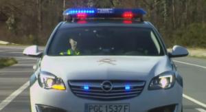 Todo lo que debe saber sobre el código de colores de la Guardia Civil: luces rojas y azules, para; luces azules, deja pasar…