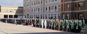 El secretario de Estado de Seguridad preside los actos de celebración de la Patrona de la Guardia Civil en Cataluña