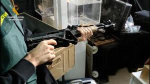 La Guardia Civil participa en el desmantelamiento de una importante organización dedicada al tráfico de armas a nivel europeo